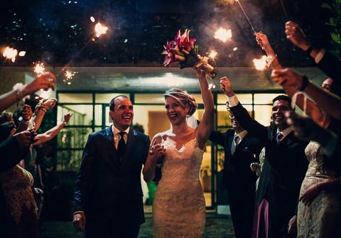 Casamento de Fernanda & Rogério