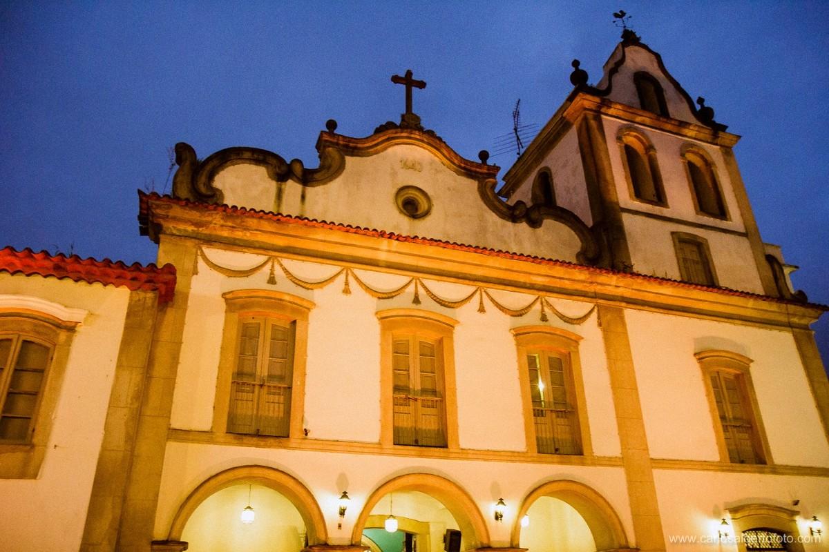igreja do valongo vista por fora