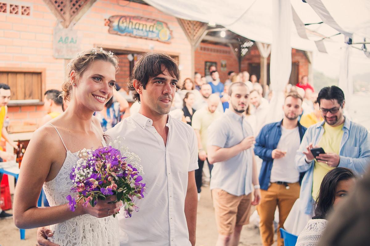 casamento na praia de bombinhas