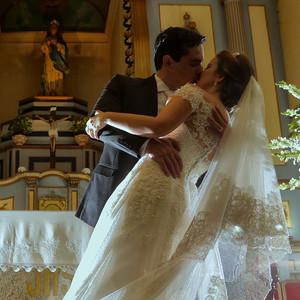 Casamentos de Beatriz e Vitor