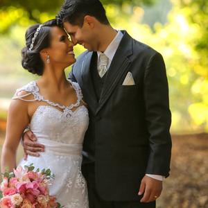Casamentos de Cristiane e Davidson