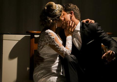 Casamentos de Gabriela e Abraão