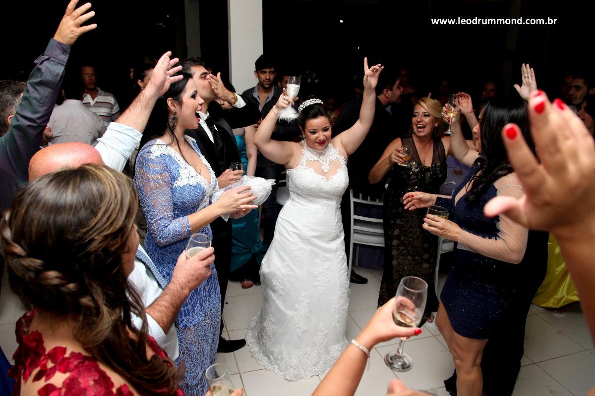 dança, noiva