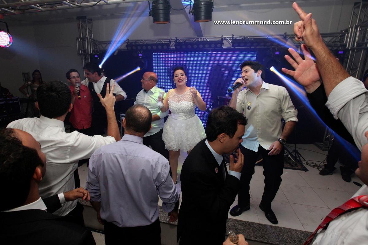 samba, familia cantando