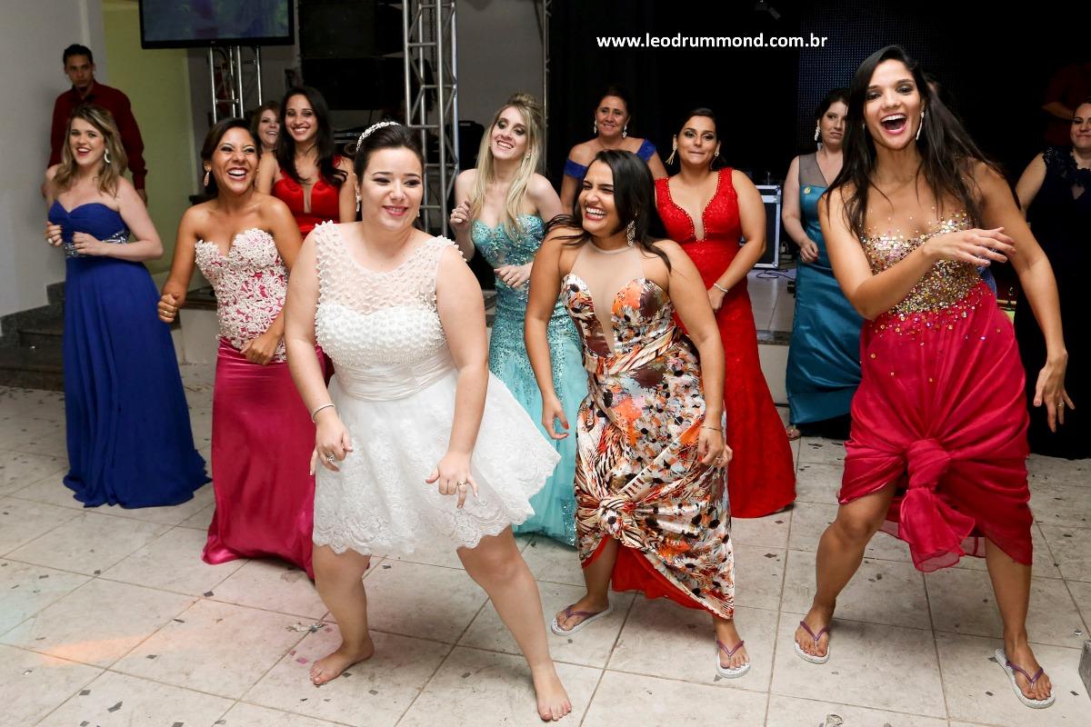 dança, madrinhas
