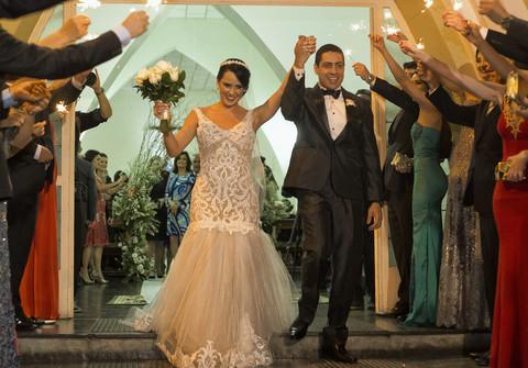Casamentos de Aline & Gil