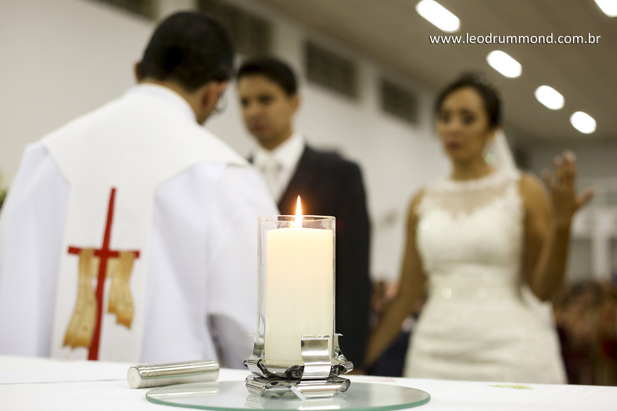 casamento sete lagoas, vela