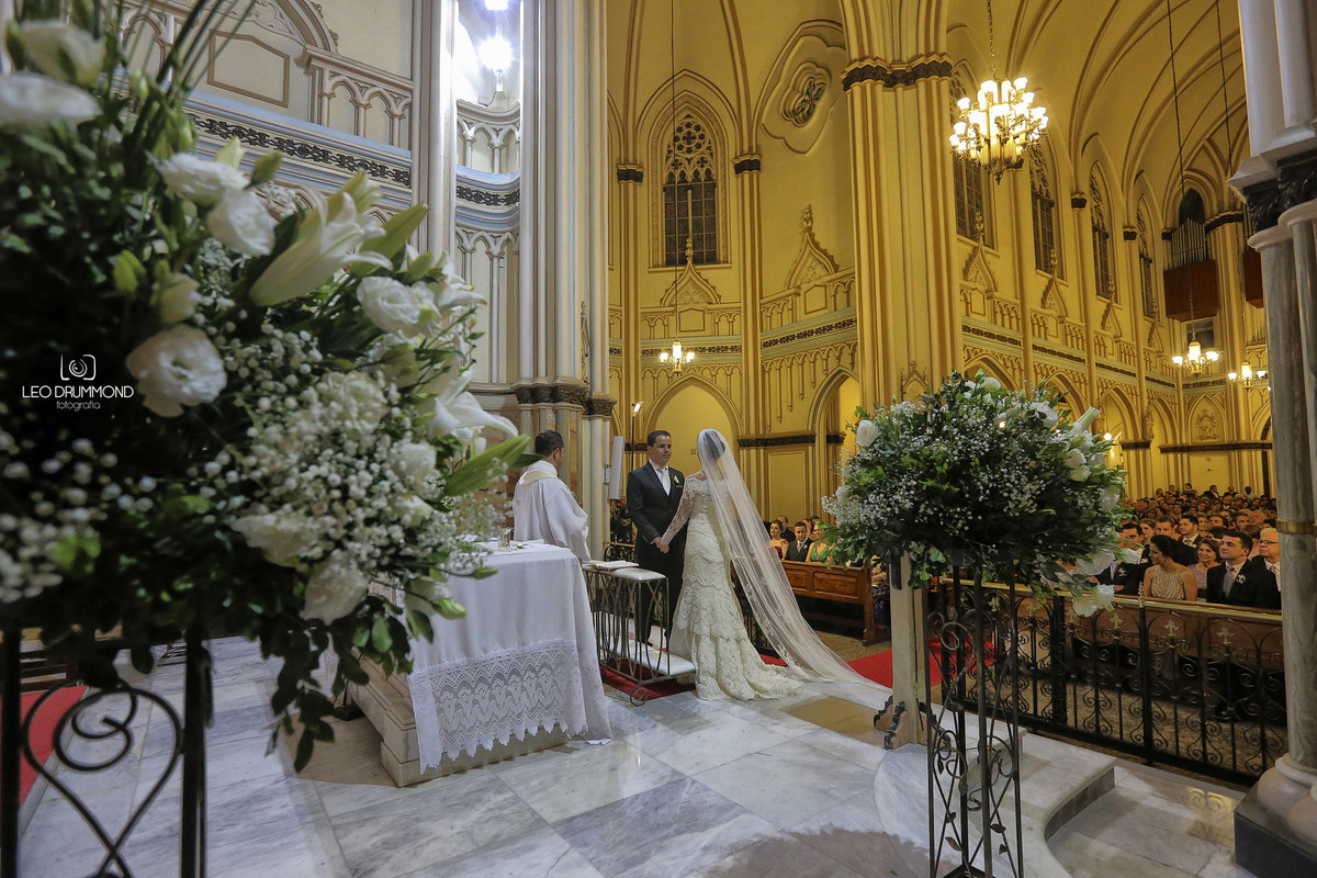 Igreja de Lourdes BH