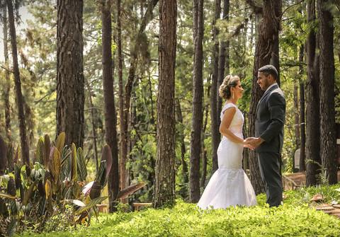 Casamentos de Daniela & Breno