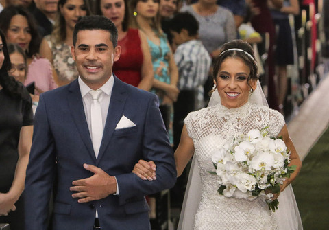 Casamentos de Ludmyla e Delano