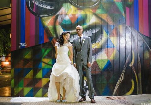 Casamento de Thamires e Samuel