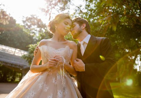 Casamento de Editorial