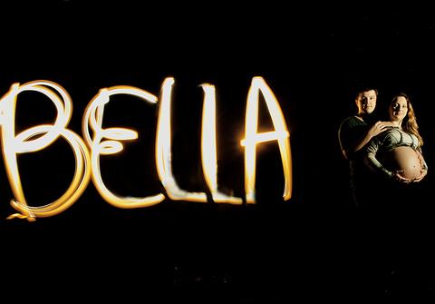 Sessão Fotográfica Gestante de Josias + Nathana = Bella