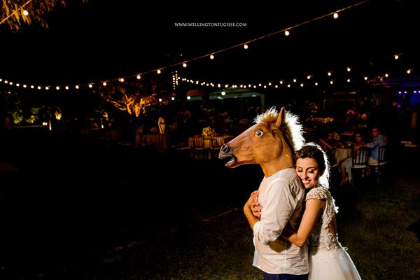 Casamento de Tudo certo / Návila + Caio