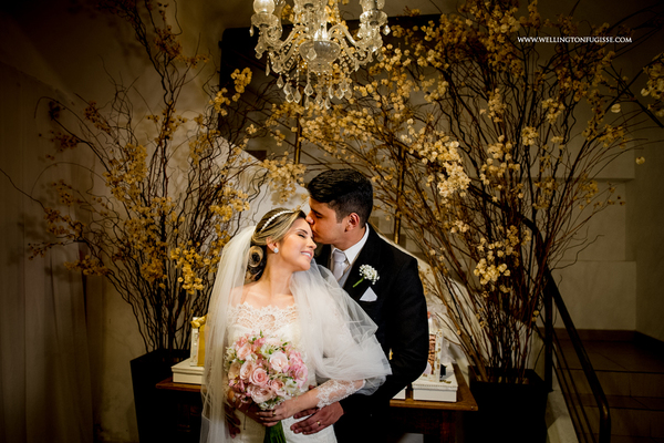 Casamento de Transcendência / Heloísa e Cley Anderson