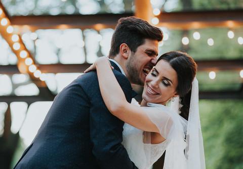 wedding of Vânia // Romano