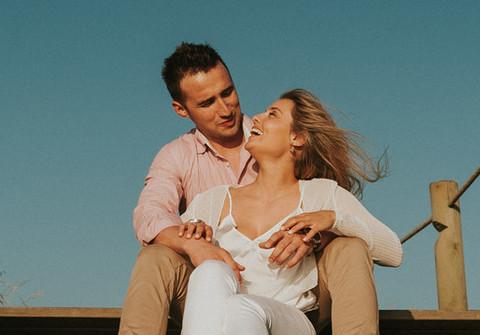 engagement of Sara // Ricardo