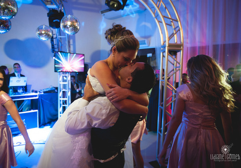 Casamentos de Casamento Leidiane e Huesler