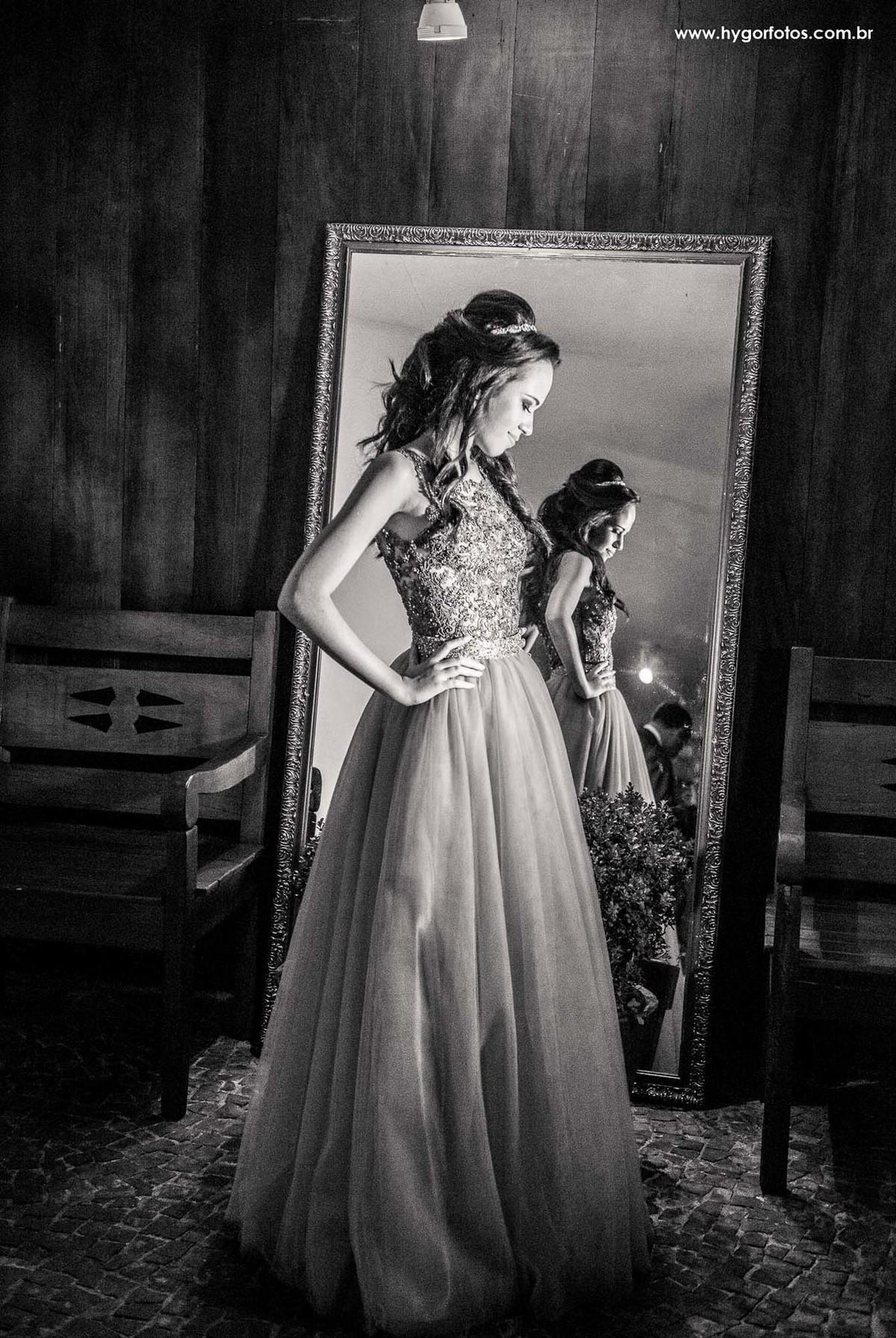 Foto de 15 anos Letícia Cavalca Guizardi