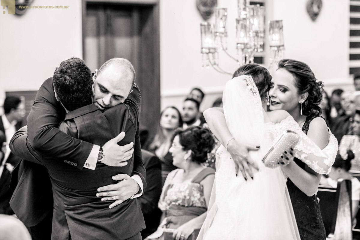 Foto de Casamento Michelle e Daniel