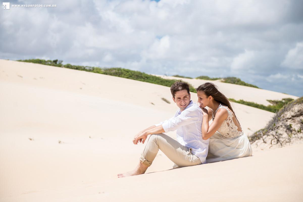 Foto de Ensaio Pós casamento Tatiane e Evandro