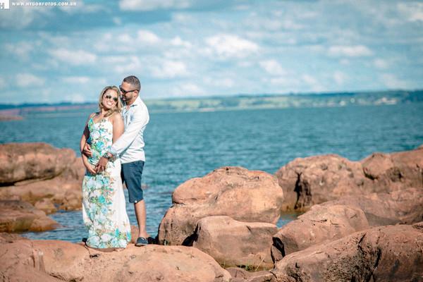 Ensaios Pré e Pós Casamento de Ensaio Pré Casamento Thamiris e Alex
