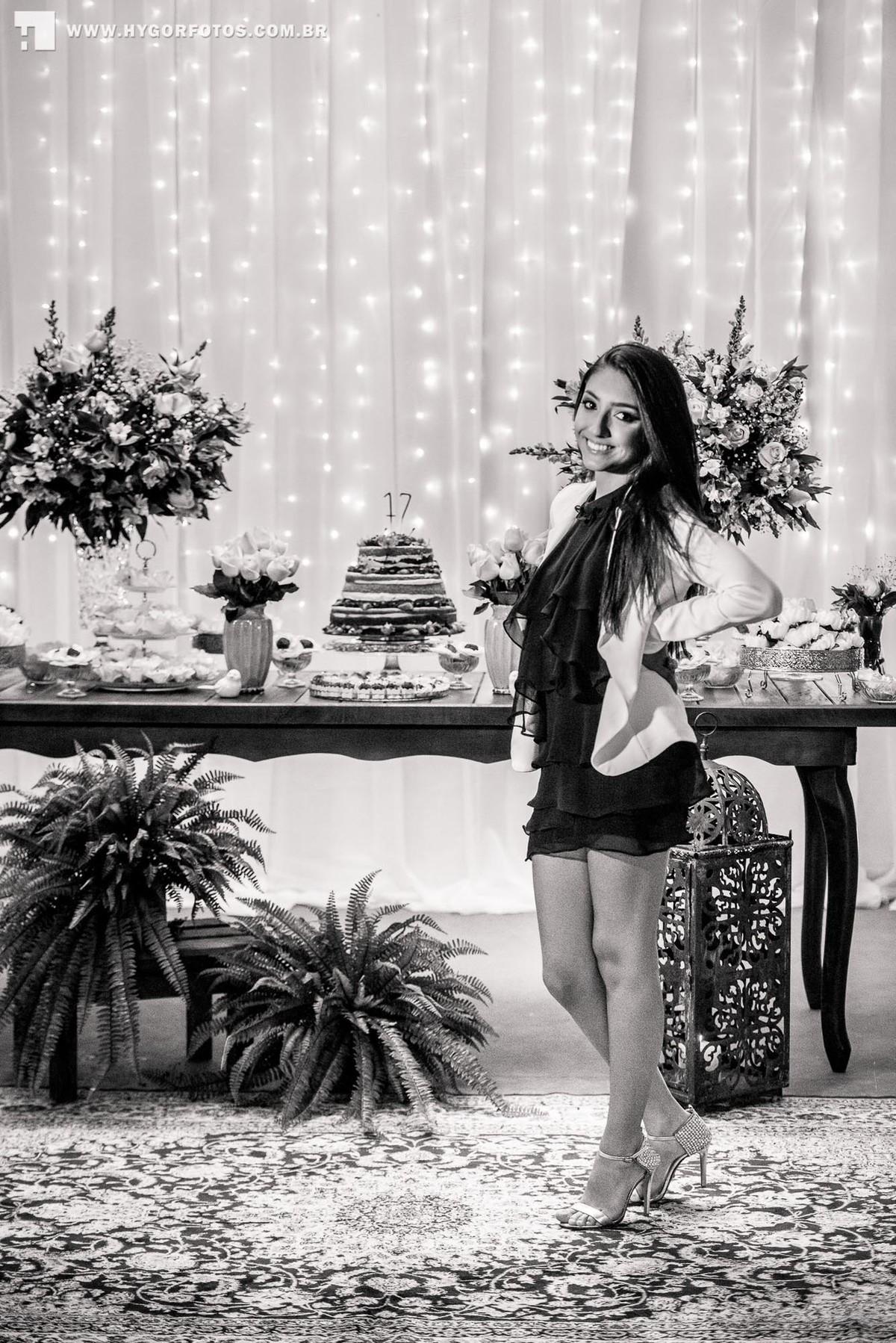 Foto de 17 anos - Isadora Canhadas