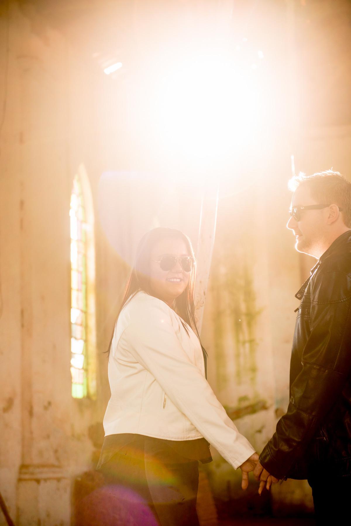 Foto de Ensáio Pré Casamento Elisangela e Adriel