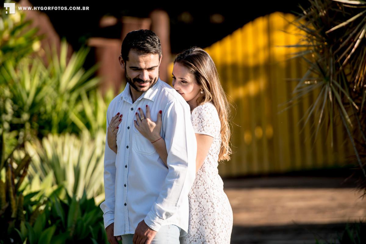 Foto de Ensaio Pré Casamento Priscila e Leandro