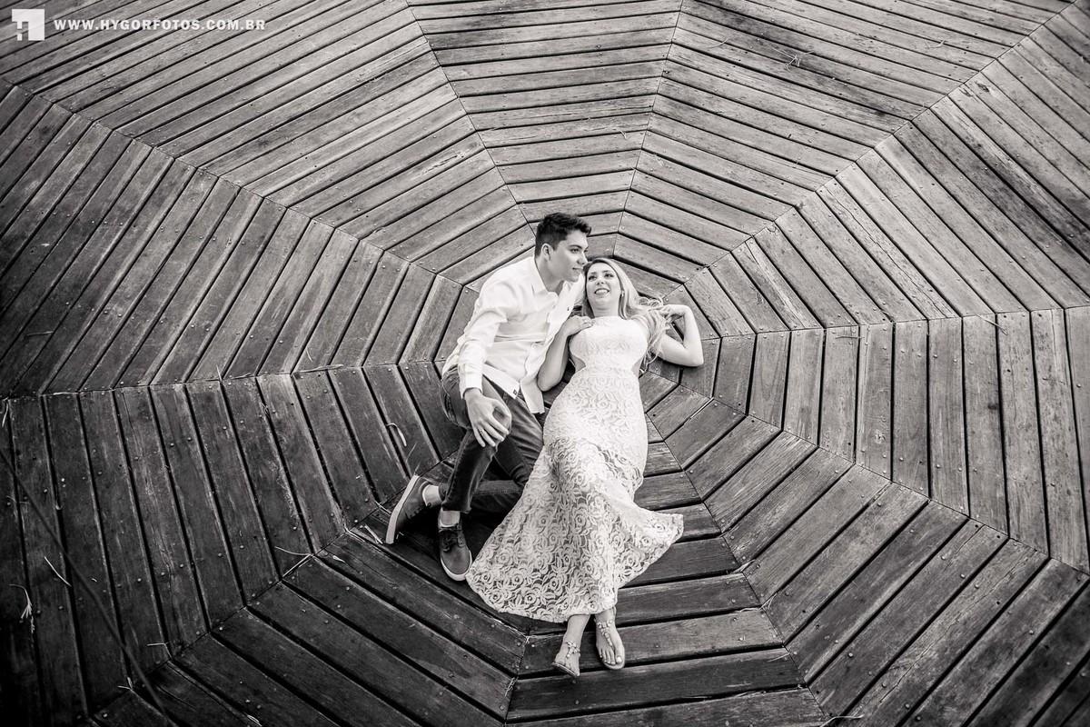 Foto de Ensaio Pré Casamento Juliana e Mike