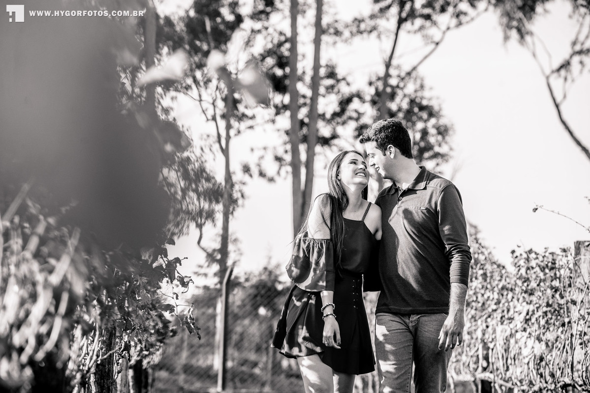 Foto de Ensaio Pré Casamento Mariana e Diego