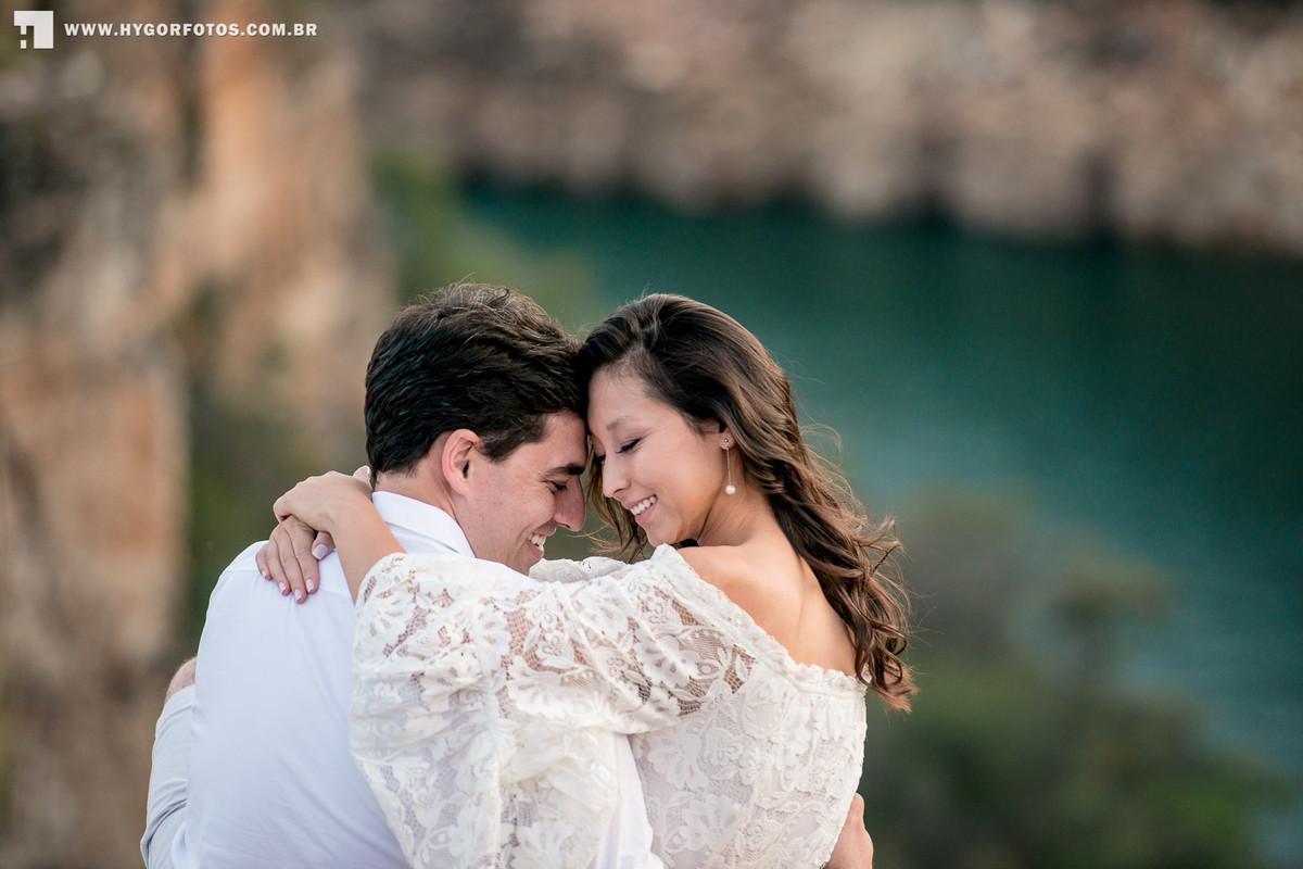 Foto de Ensaio Pré Casamento Adriele Marco -  Capitólio MG