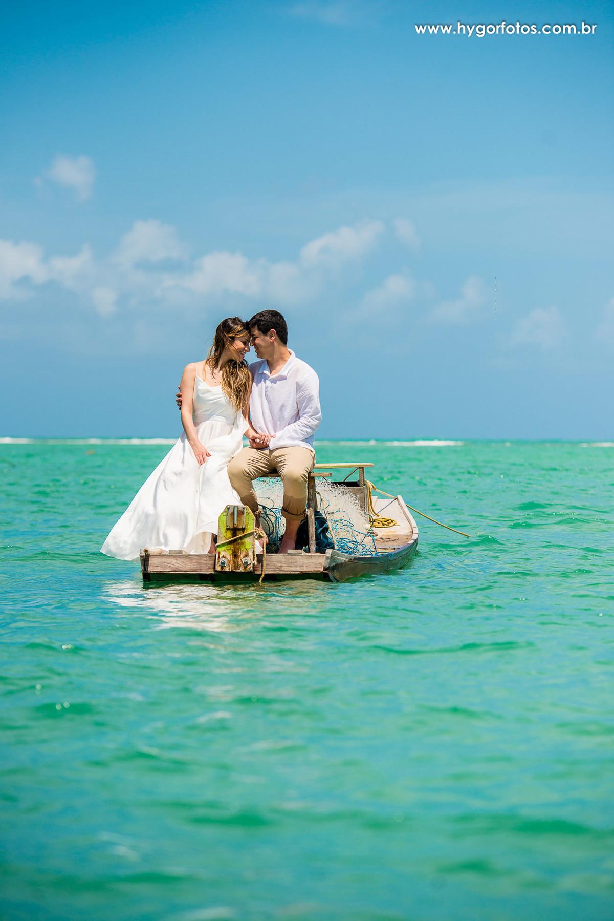 Foto de Ensaio Pós Casamento Carol e Kedman
