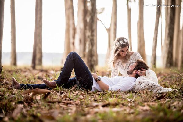 Ensaios Pré e Pós Casamento de Ensaio pré casamento Tayane e Pedro