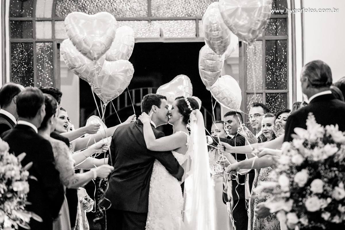 Foto de Casamento Francyne e Luis Fernando