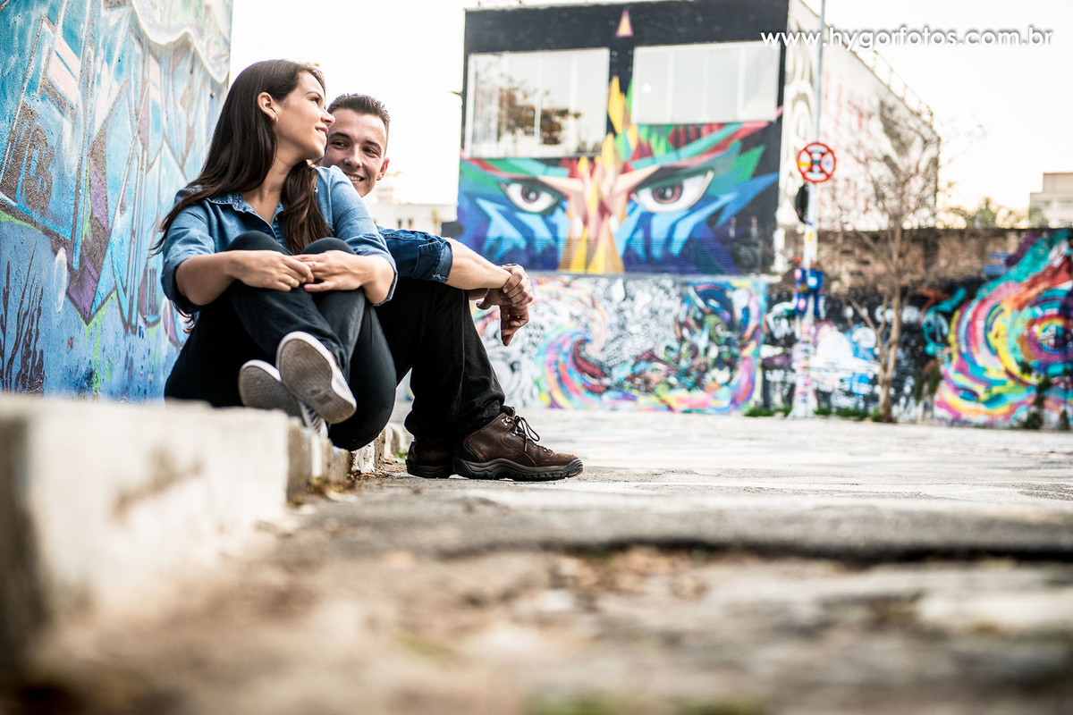 Foto de Ensaio Pré Casamento Isabela e Arthur