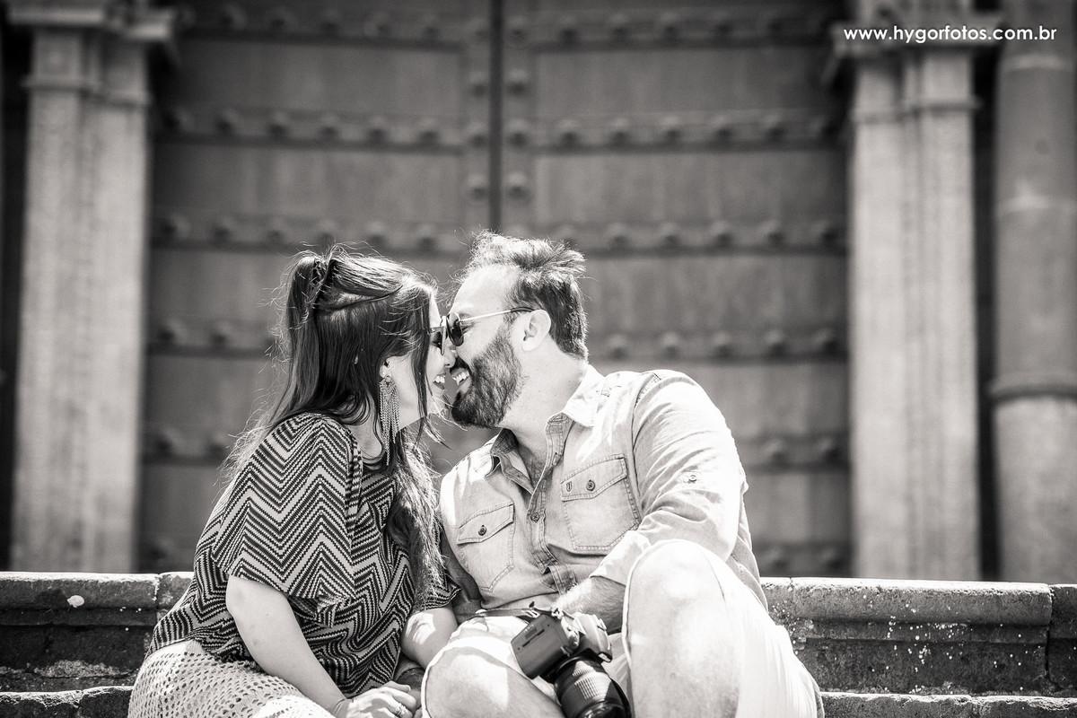 Foto de Ensaio Pós casamento Tati e Damião