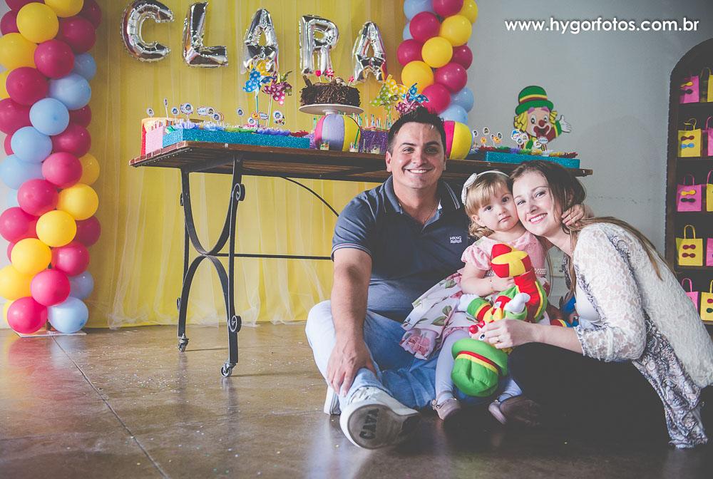Foto de Clara - 2º aninho