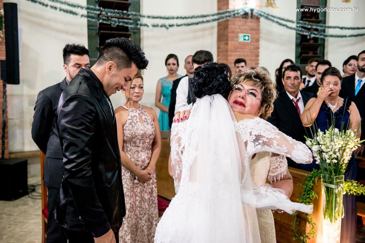 Foto de Casamento Joyce e Rodrigo