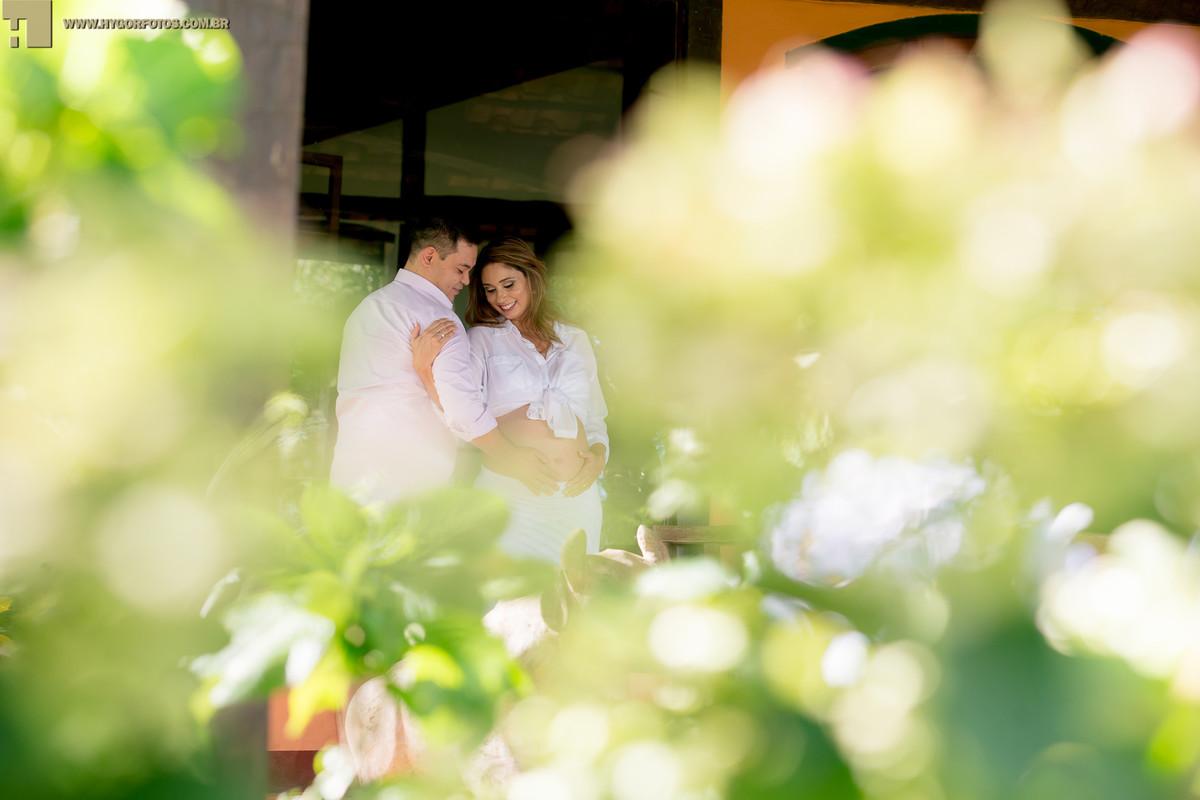 Foto de Ensaio Gestante Renato + Vanessa + Helena
