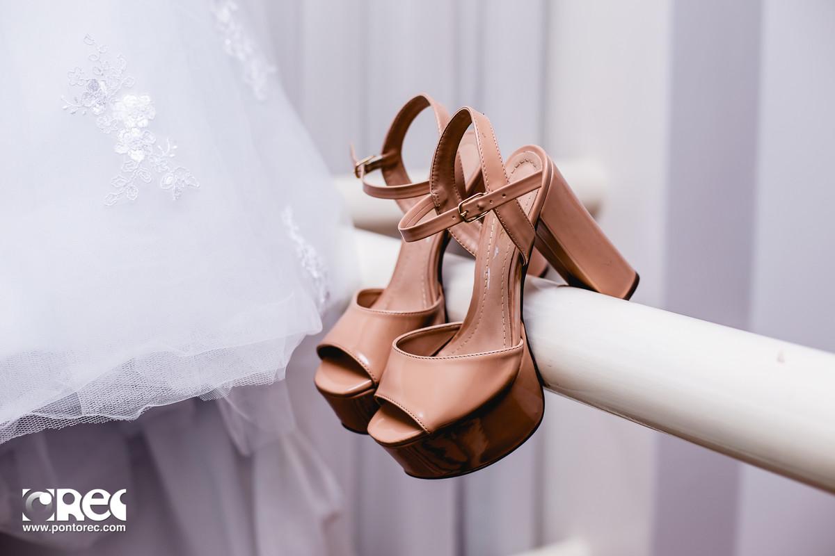 sapato noiva, make noiva, fotografo de casamento campo grande ms