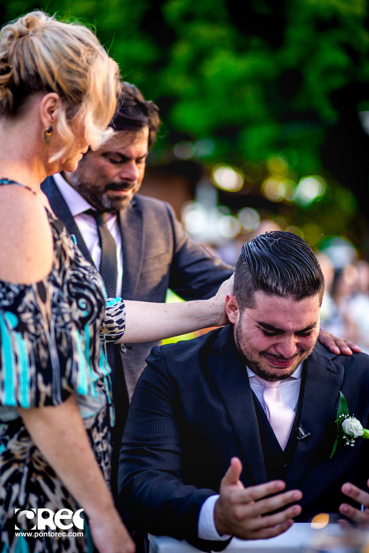 make noiva, fotografo de casamento campo grande ms, decoração casamento campo grande, casamento de dia, casamento ar livre, chacara bonança, vestido de noiva, noivo chorando