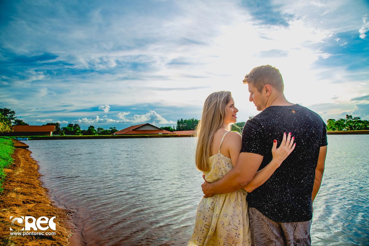 Foto de Suellen e Alan