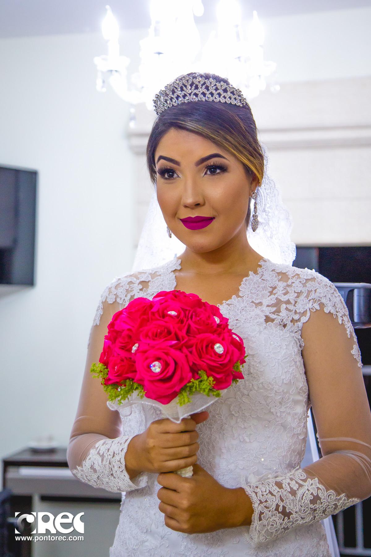 makeup, noiva, casamento, buque de noiva