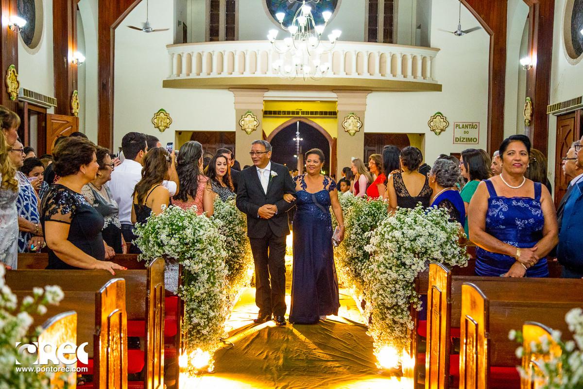 casamento igreja, entrada pais do noivo