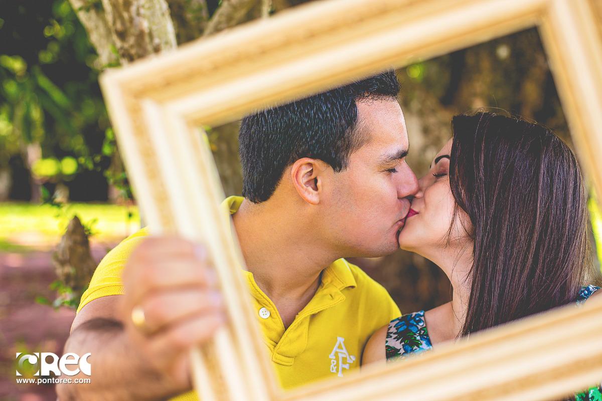 Foto de Jully e Rafael