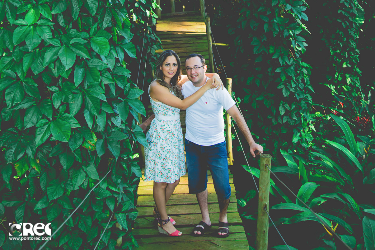 Foto de Nayara e Kallel