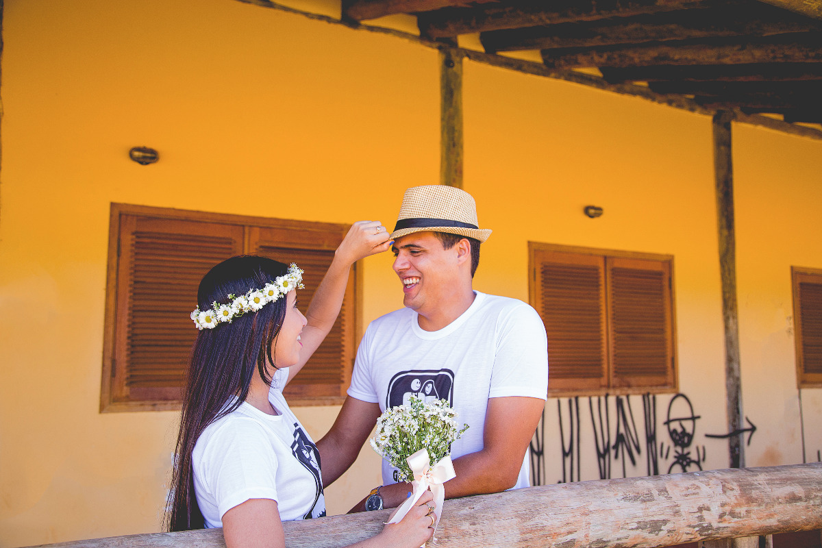 Foto de Cristina Vanessa e Luis André | Love Story