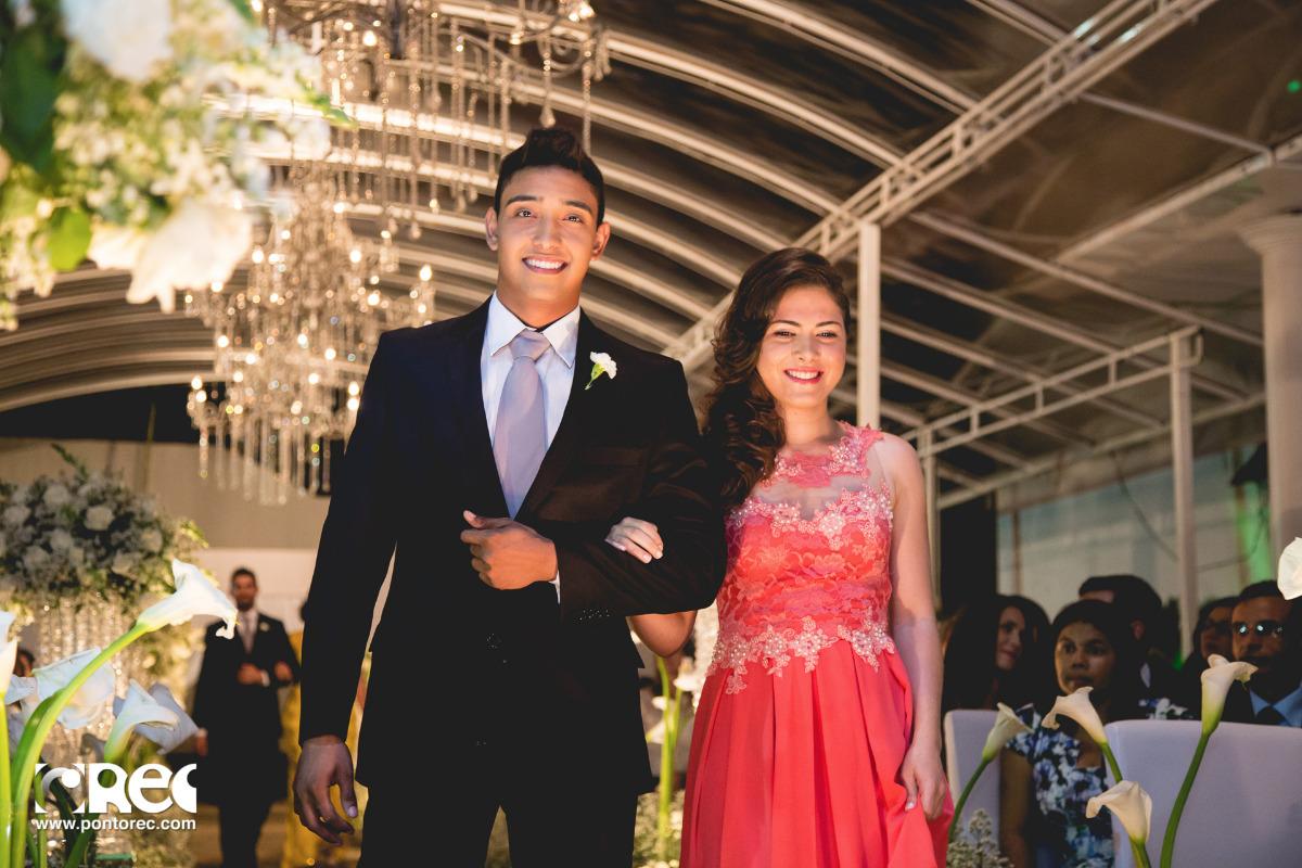 Foto de Andressa e Fred