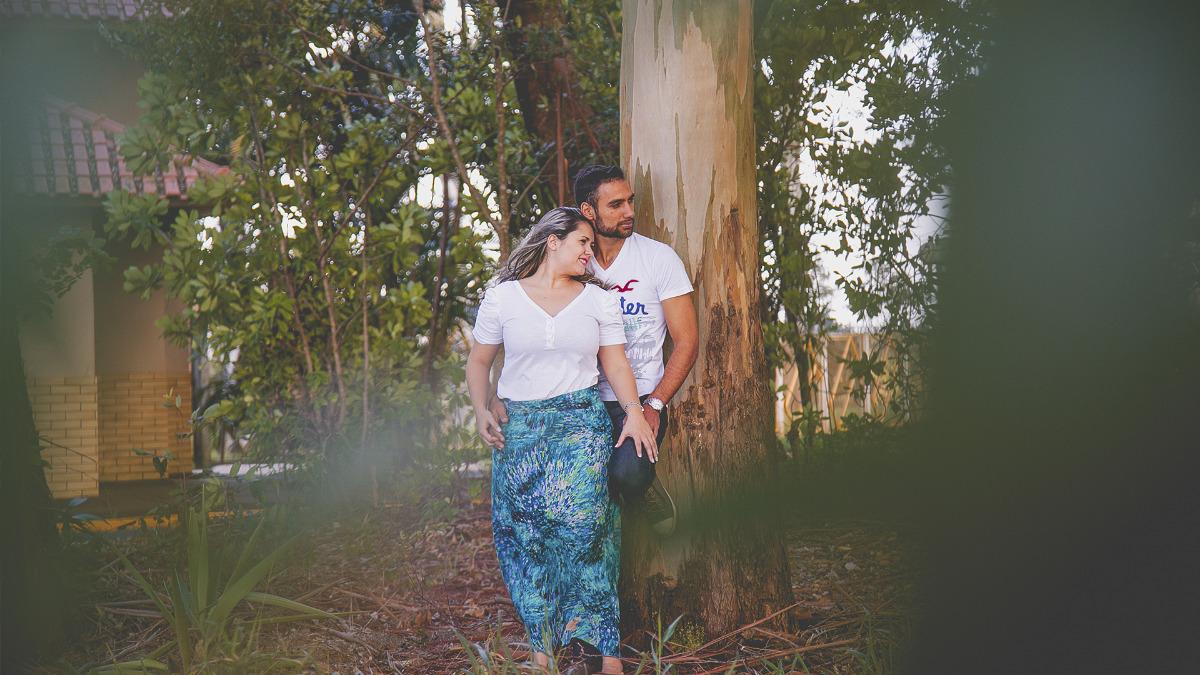 Foto de Priscila e Anderson | Love Story